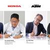 交換式バッテリーコンソーシアム創設…ピアッジオ、ホンダ、KTM、ヤマハが正式合意
