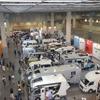 大阪キャンピングカーフェア2021、軽から輸入車まで150台が集結 9月25・26日