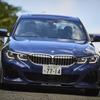 【BMW アルピナ B3 新型試乗】遊びよりも安定性を最優先した走り…渡辺陽一郎