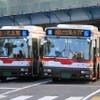 バスを見送ってポイントGET!…「密」を避けるアプリ ドコモ×東急バス
