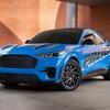 フォード マスタングEV にポリスカー、プロトタイプ発表