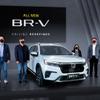 ホンダ、3列シートの小型SUV『BR-V』新型を発表…インドネシア