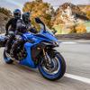 スポーツツアラーらしからぬ先鋭デザイン、スズキ『GSX-S1000GT』発表…クルコンなど最新装備満載