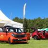 「Honda Dog」新作アクセサリーや ヴェゼル など展示…アウトドアドッグフェスタ in 八ヶ岳
