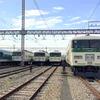185系電車の乗車・撮影ツアー…大宮-東大宮操車場での乗車も 11月