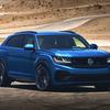 ADVANスポーツV105、VWの高性能SUVコンセプトモデルに装着