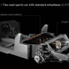 ロータス、新開発の軽量シャシー発表…次世代EVスポーツカーに採用へ