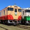 小湊鐡道のキハ40形2両編成が本線走行…復旧祈願ツアー 10月16・17日