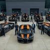 最速のブガッティ、シロン に1600馬力の「スーパースポーツ300+」…生産開始