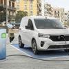 日産の新型商用車『タウンスター』、EV版の航続は285km…欧州発表