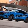 フォード マスタング・マッハE、米警察の評価テストに合格した最初のEVに