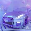 日産GT-R NISMO、アートカーがオークションに…ブロックチェーン技術でオリジナル作品と証明