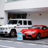 代官山T-SITEにカーシェア、Gクラスとスープラ配備…来店促進 Anyca