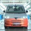 VW マルチバン 新型、初のPHVを設定…生産開始