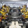 匠の技をロボットに…日産「インテリジェント・ファクトリー」を栃木工場に導入