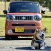【柴犬ハルの気になるクルマ】スズキ ワゴンRスマイル、スライドドア&シートアレンジの実用性は?