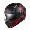 死神デザインのヘルメット、オージーケーカブト『カムイ-3』に新グラフィック