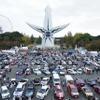 痛車400台が大阪・万博公園に集結、コスプレ撮影もOK 10月31日