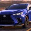 レクサス NX や三菱 アウトランダーPHEV、ゼロエミッション賞にノミネート…ロサンゼルスモーターショー2021
