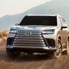 【レクサス LX 新型】日本発売は2022年初頭、最上位SUVが刷新…4人乗り高級仕様も