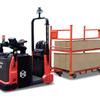 ZMP、最大可搬重量5トンの無人けん引車を発表