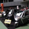 トゥイジーが3輪になっている? トライクにこだわる小型EV…アソモビ2021