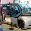 VW、未来のロボタクシー発表…自動運転コンセプトEV『One Pod』