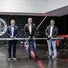 メルセデスAMG車を直接引き取り、新カスタマーデリバリーセンター開設…ドイツ本社に
