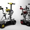 可変電動アシストカートや南極雪上車、コンバートEVがグッドデザイン金賞