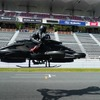 「空飛ぶバイク」がデモフライト…価格7770万円で受注開始