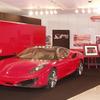 フェラーリ SP1、日本で世界初公開…50年ぶりのオーダーメイド