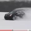 [動画]キャデラック SRX 新型…雪上テスト先行公開