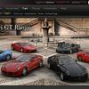 フェラーリ、ウェブサイトを全面リニューアル