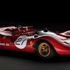 生産台数3台、超貴重な フェラーリ330P4 がオークションに
