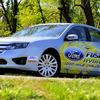 フォード フュージョン ハイブリッドが燃費世界記録