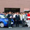 ガリバーと慶應大、次世代EVを共同開発