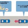 カーナビと連動してカーブでの運転をサポート…日産 フーガ 新型に採用