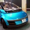 【デトロイトショー2003続報】8輪の電気自動車『KAZ』…イメチェンしました