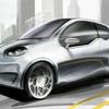 """【ジュネーブモーターショー10】ポルシェと""""兄弟""""、フィンランドの小型EV"""