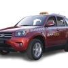 【北京モーターショー10】米EVメーカーのタクシー…RAV4 コピー車がベース