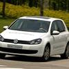 VW ゴルフEV を日本初公開---はままつ次世代環境車社会実験