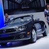 【ロサンゼルスモーターショー10】VW イオスと次期 ゴルフカブリオレ との微妙な関係