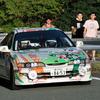 痛車 インテグラ、2011年も全日本ラリー参戦…メロンブックス