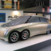 【東京ショー2003速報】目指せ400km/h……大学が作る電動スーパーカー