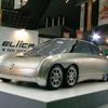 【東京ショー2003速報】空力デザインで400km/h!!---慶應義塾大学『エリーカ』