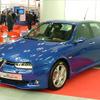 アルファ『156スポーツワゴン』にハイパーモデル「GTA」