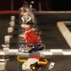 空き缶で作ったマシンが走る…Red Bull Racing Can