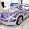 【スバルMotion-V】富士重工吉永社長、14年に「ジャストサイズの新モデル」