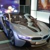 【BMW i 日本公開】i8は前衛的なスポーツカー