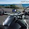[バイクナビ]用途が広がるポータブルナビ、ソニーnav-u NV-U37
